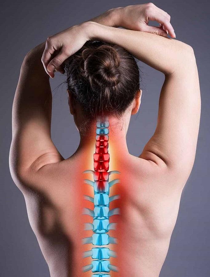 simptomele herniei de disc